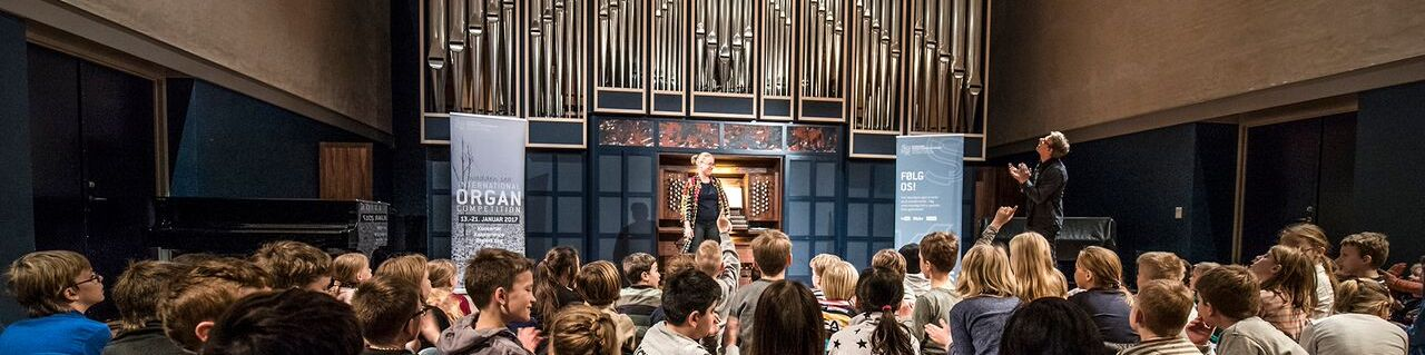 Wadden Sea International Organ Competition