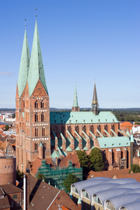 St. Marie Lubeck